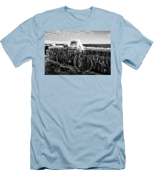The Frozen Bike Men's T-Shirt (Athletic Fit)