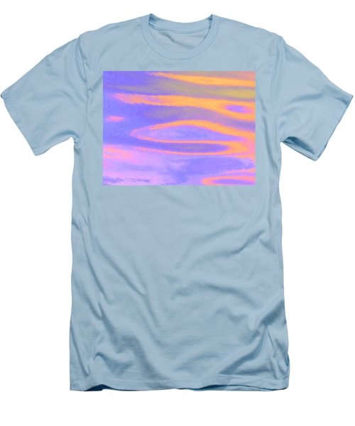 Threads Of Light Men's T-Shirt (Athletic Fit)