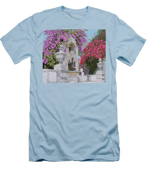 Vacation In Portugal Men's T-Shirt (Athletic Fit)