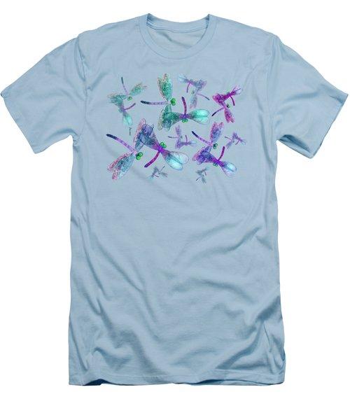 Wings Shirt Image Men's T-Shirt (Slim Fit) by Teresa Ascone