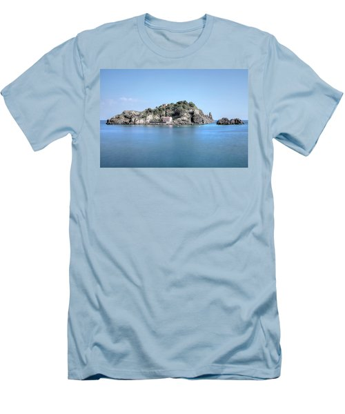 Aci Trezza - Sicily Men's T-Shirt (Athletic Fit)