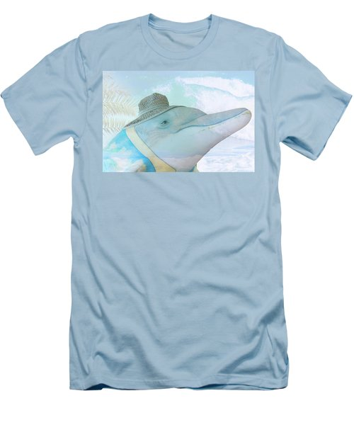 10732 Flipper Men's T-Shirt (Athletic Fit)