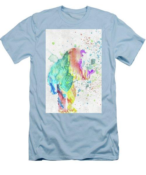 10787 Beast Men's T-Shirt (Athletic Fit)