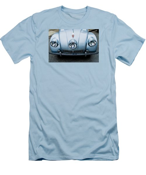 Men's T-Shirt (Slim Fit) featuring the photograph 1947 Tatra T87 by M G Whittingham