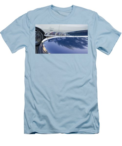 1949 Plymouth Super Deluxe Men's T-Shirt (Slim Fit) by Cathy Anderson
