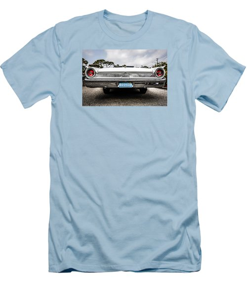 1961 Ford Galaxie 500 Men's T-Shirt (Slim Fit) by Chris Smith