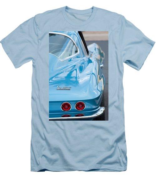 1967 Chevrolet Corvette 11 Men's T-Shirt (Athletic Fit)