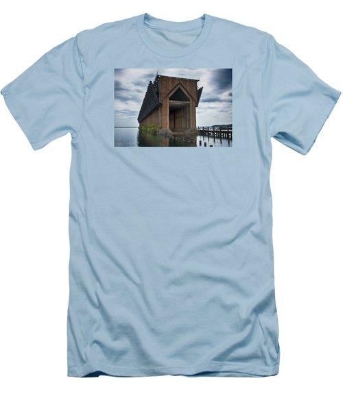 1971 Men's T-Shirt (Slim Fit) by Dan Hefle