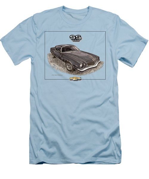 1976 Camaro S S 396 Tee Shirt Men's T-Shirt (Athletic Fit)