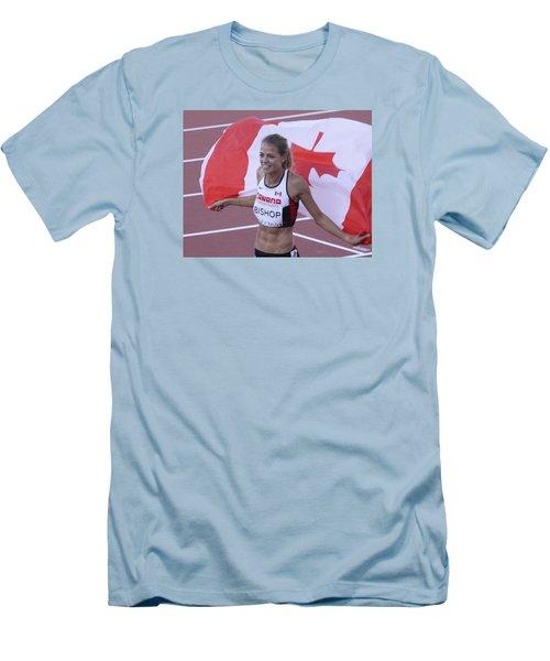 Pam Am Games. Athletics Men's T-Shirt (Athletic Fit)