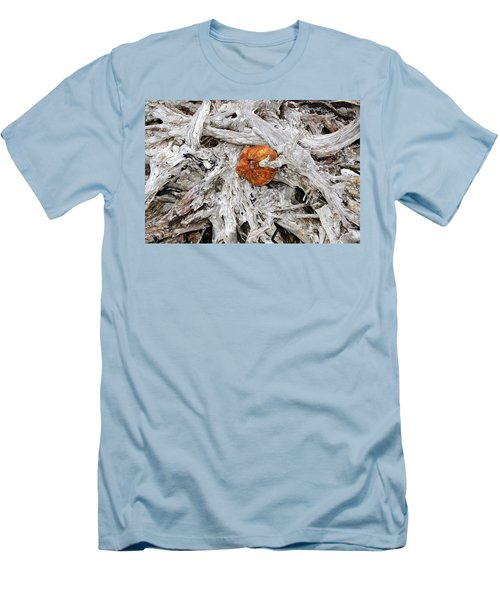 Men's T-Shirt (Slim Fit) featuring the photograph Seattle Morning by David Lee Thompson