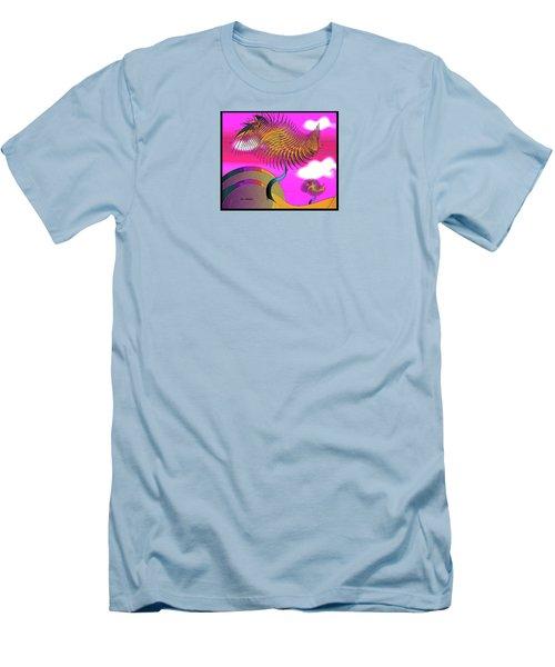 Somewhere Men's T-Shirt (Athletic Fit)