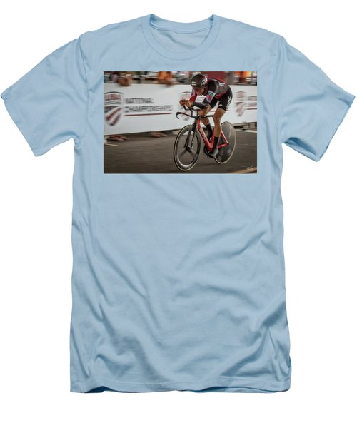 2017 Time Trial Champion Men's T-Shirt (Athletic Fit)