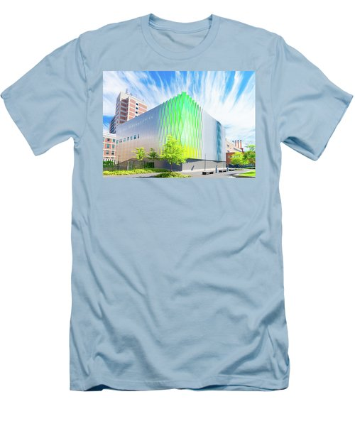 Modern Architecture Men's T-Shirt (Athletic Fit)