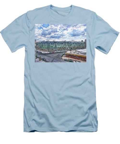 250n10 #1 Men's T-Shirt (Athletic Fit)