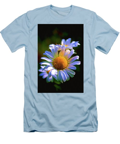 Daisy Men's T-Shirt (Slim Fit) by Andre Faubert