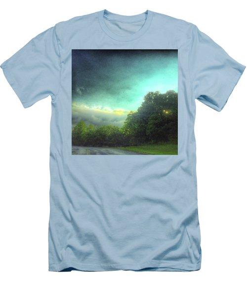 3 June 16 Men's T-Shirt (Athletic Fit)