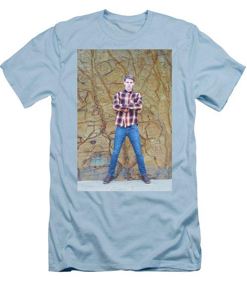 3738 Men's T-Shirt (Athletic Fit)