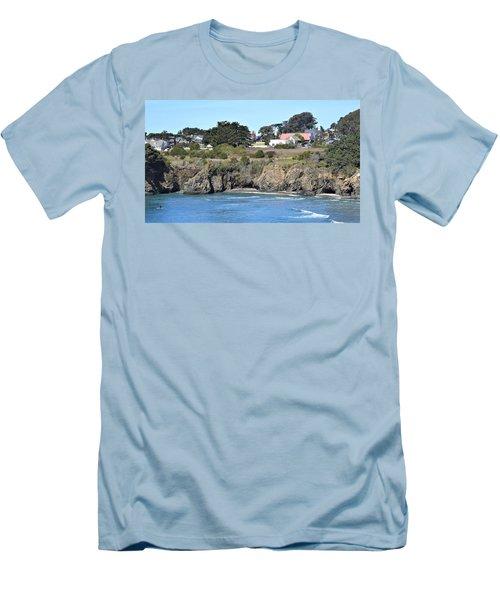 Mendocino Men's T-Shirt (Athletic Fit)