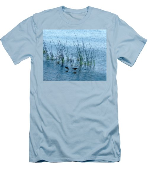 4177 Men's T-Shirt (Slim Fit) by Peter Holme III