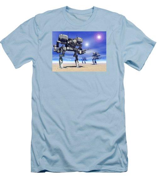 501st Mech Trinary Men's T-Shirt (Athletic Fit)