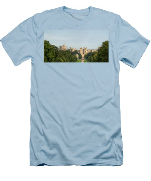Windsor Castle Men's T-Shirt (Athletic Fit)