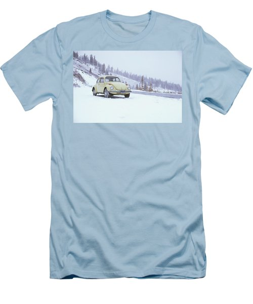 71 Vw Bug Men's T-Shirt (Athletic Fit)