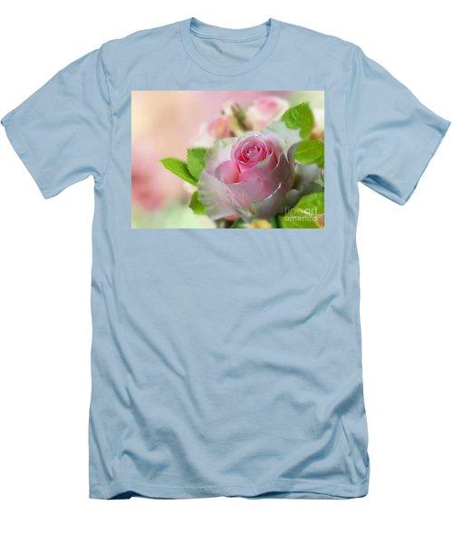 A Beautiful Rose Men's T-Shirt (Athletic Fit)