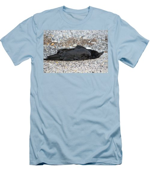 A Birds Eye View Of   The End Men's T-Shirt (Athletic Fit)