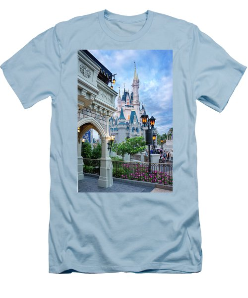 A Different Angle Men's T-Shirt (Slim Fit) by Greg Fortier