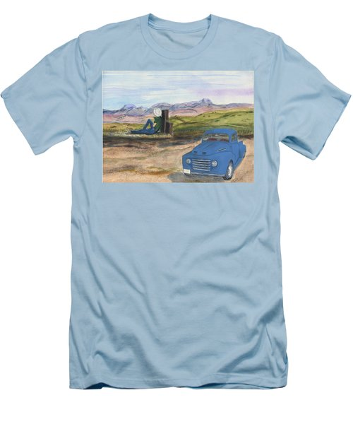 A Ford Men's T-Shirt (Athletic Fit)