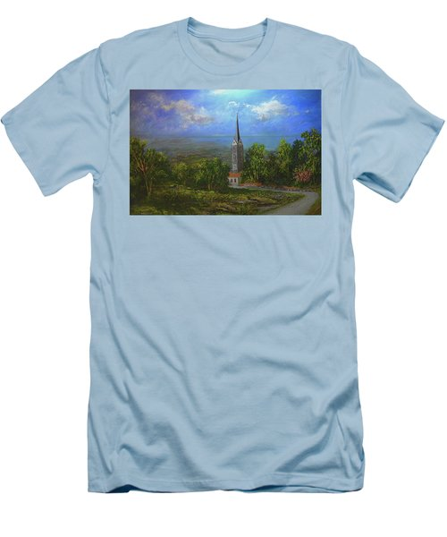 A Higher Place Men's T-Shirt (Athletic Fit)