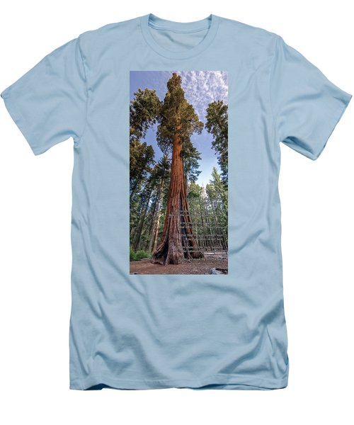 A Poem Lovely As A Tree.   Men's T-Shirt (Slim Fit) by Phil Abrams