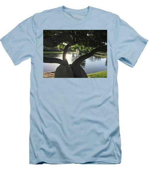 A Splash Men's T-Shirt (Athletic Fit)