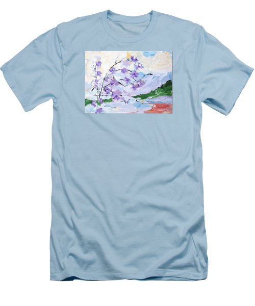 A Study In Qi Number Two Men's T-Shirt (Athletic Fit)