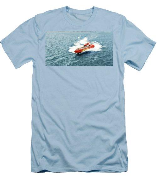 A004_c010_090730 Men's T-Shirt (Athletic Fit)