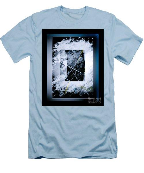 Abstract 1001-2016 Men's T-Shirt (Slim Fit) by John Krakora