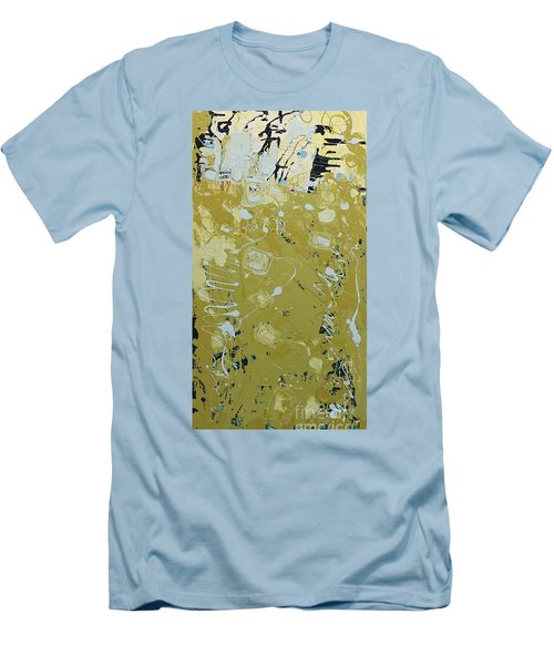 Abstract 1014 Men's T-Shirt (Slim Fit) by Gallery Messina