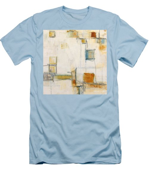 Abstract 1207 Men's T-Shirt (Slim Fit) by Gallery Messina