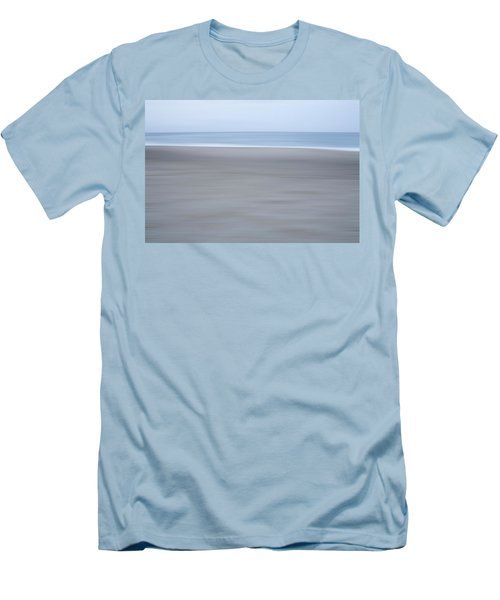 Abstract Seascape No. 10 Men's T-Shirt (Athletic Fit)