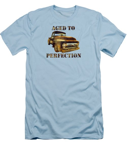Aged To Perfection Men's T-Shirt (Athletic Fit)