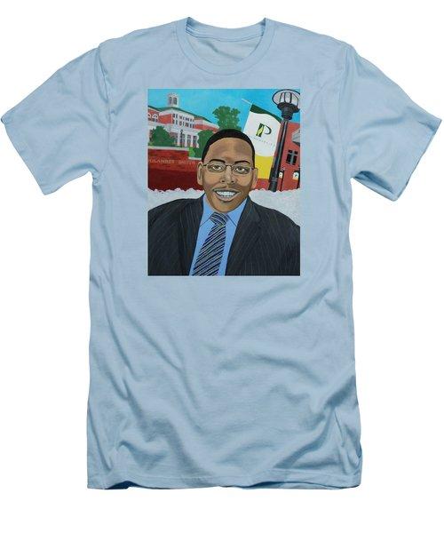 Alex Men's T-Shirt (Athletic Fit)