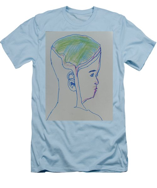 Alien Bob Men's T-Shirt (Athletic Fit)
