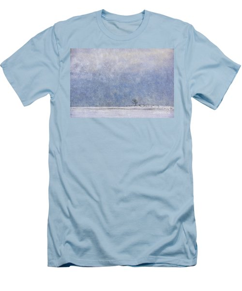 Alone Men's T-Shirt (Slim Fit) by Nicki McManus