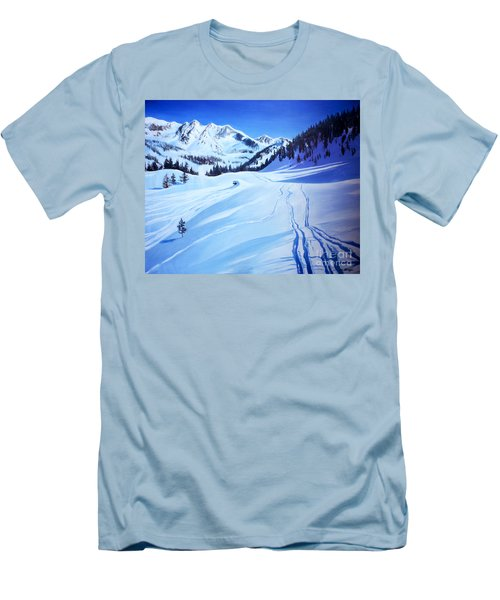 Alps Men's T-Shirt (Athletic Fit)