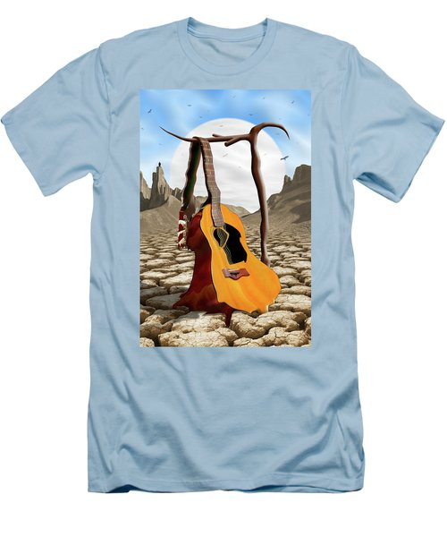 An Acoustic Nightmare Men's T-Shirt (Athletic Fit)