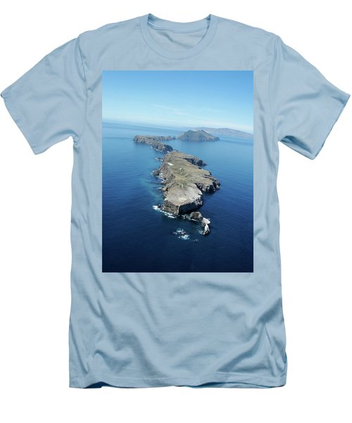 Anacapa Island Men's T-Shirt (Athletic Fit)