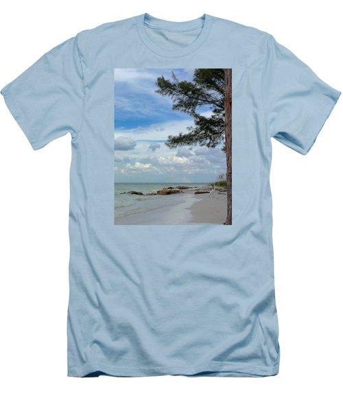 Anna Maria Island  Men's T-Shirt (Slim Fit)