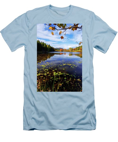 Men's T-Shirt (Slim Fit) featuring the photograph Anticipation by Chad Dutson