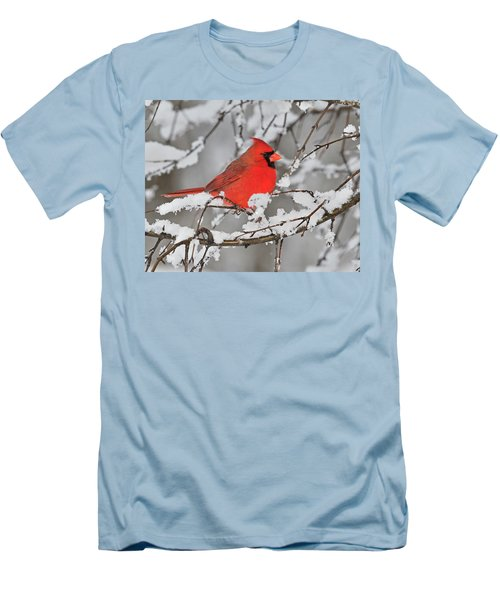 Men's T-Shirt (Slim Fit) featuring the photograph Anticipation by Tony Beck